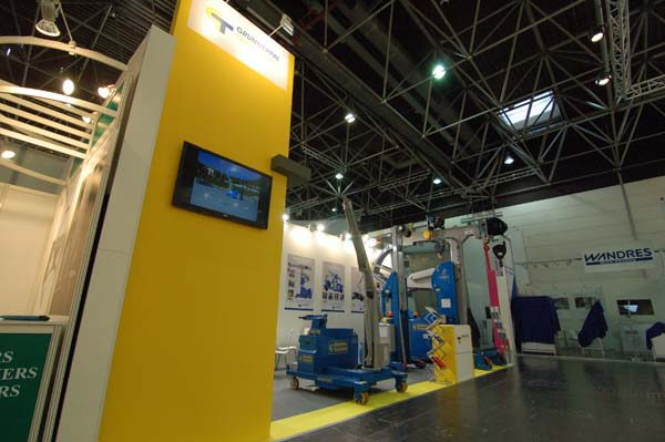 K 2013 Stand