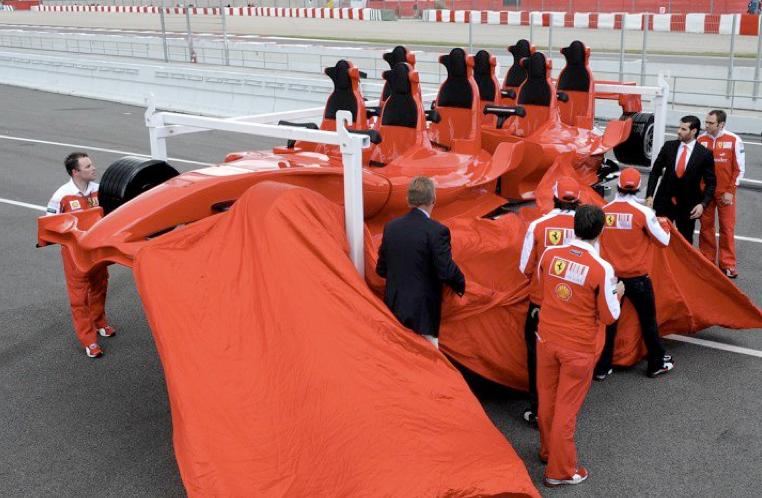 News: Ferrari