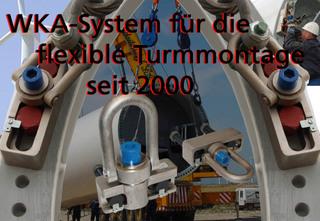 News: WKA System seit 2000