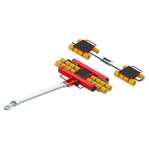 Transportfahrwerk ECO-Skate IDEAL (PU)