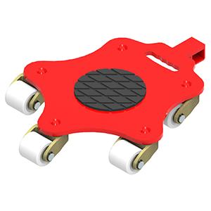 Rotationsfahrwerke ECO-Skate ROTO (NY)