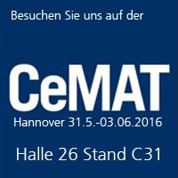 Logo CeMAT 2016