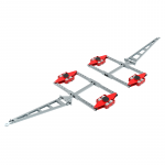 HTS ECO-Skate DUO XL (NY) - XN20D (NY) + XN20D (NY) Set