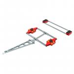 HTS ECO-Skate DUO XL (PU) - X16D (PU) + X16S (PU) Set