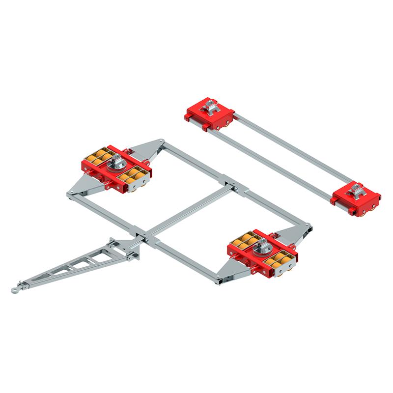 Containerfahrwerk ECO-Skate ISOCON