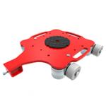 Rotationsfahrwerk ECO-Skate ROTO/ROTOflex RFN30