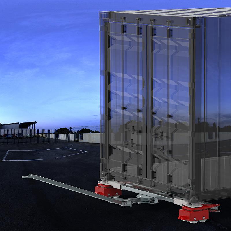 Topbild - ISOCON Flex-Container