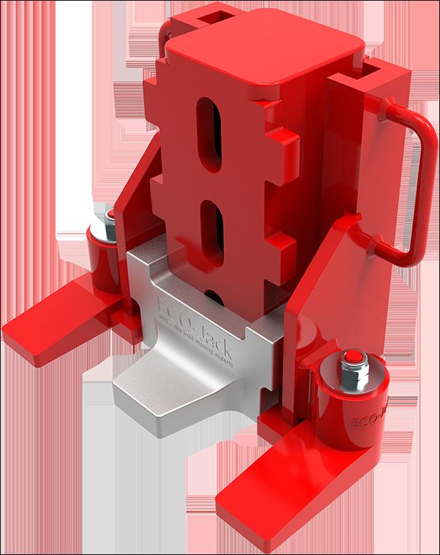 Maschinenheber für externe Pumpen