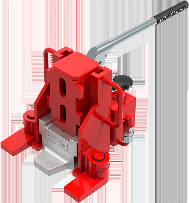 Maschinenheber mit integrierter Pumpe