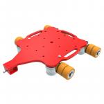 Rotationsfahrwerk ECO-Skate ROTO RF48-G (PU)