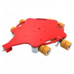 Rotationsfahrwerk ECO-Skate ROTO RF64-G (PU)