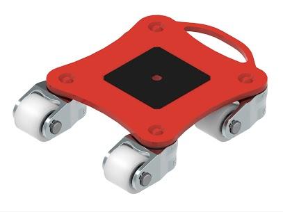 Rotationsfahrwerk ECO-Skate ROTO RMN9