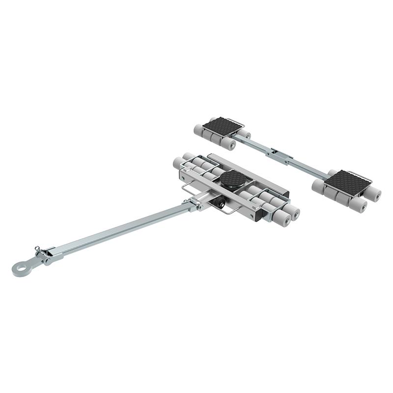 HTS ECO-Skate CR iN160L-CR + iN160S-CR Set