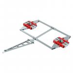HTS ECO-Skate ISOCONflex ICXN40D TLS (NY)