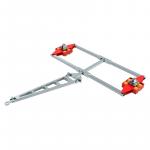 HTS ECO-Skate ISOCON XL (PU) - ICX16D TLS (PU)