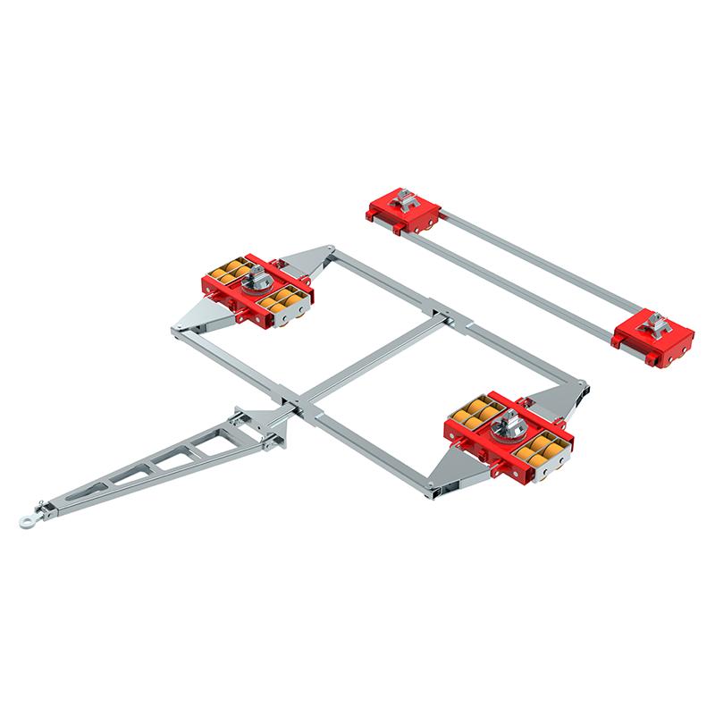 HTS ECO-Skate ISOCON XL (PU) - ICX32D TLS (PU) + ICX32S TLS (PU)