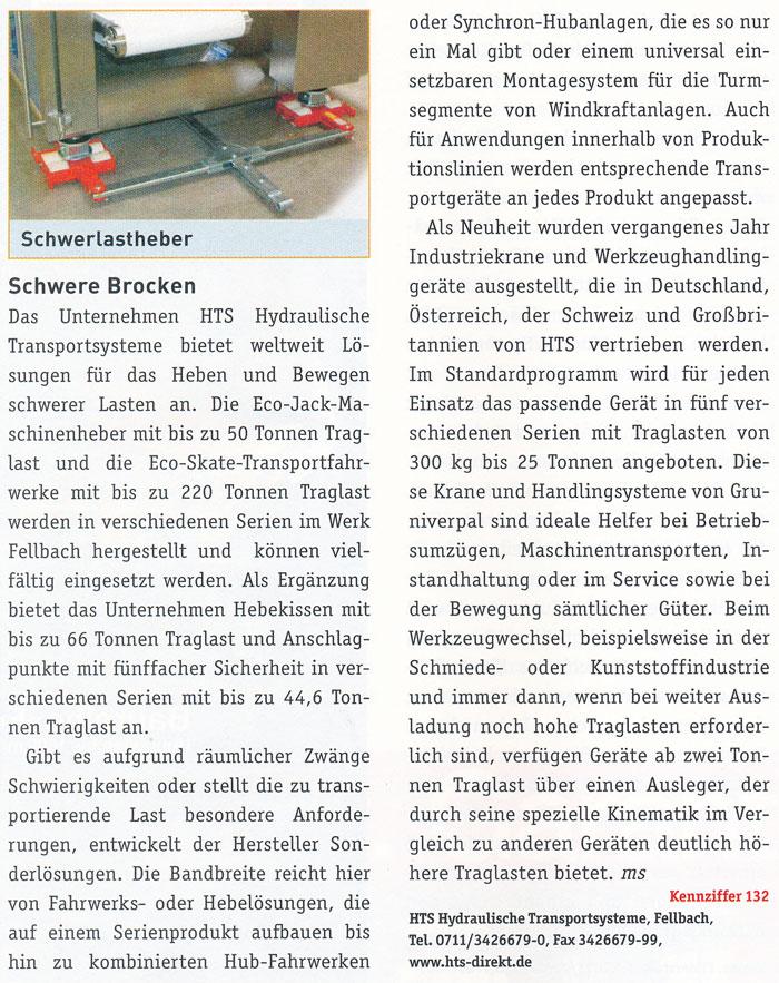 SCOPE 02/2012 - Schwerer Brocken