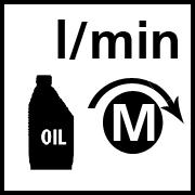 Fördermenge ml/min